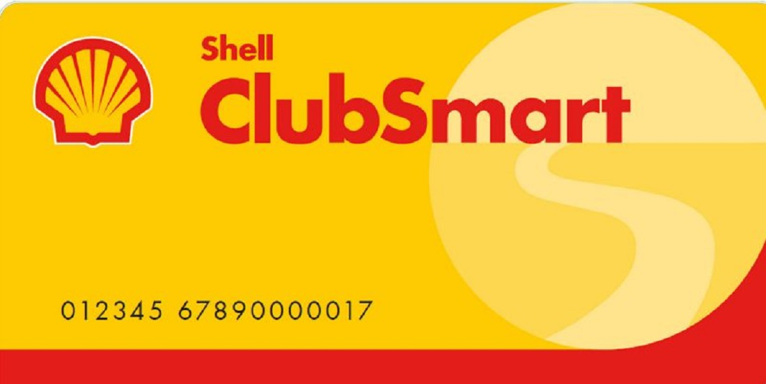 Личный кабинет Shell ClubSmart